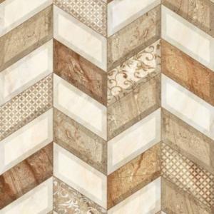 Keramik Dinding Claire Deco Beige Mulia