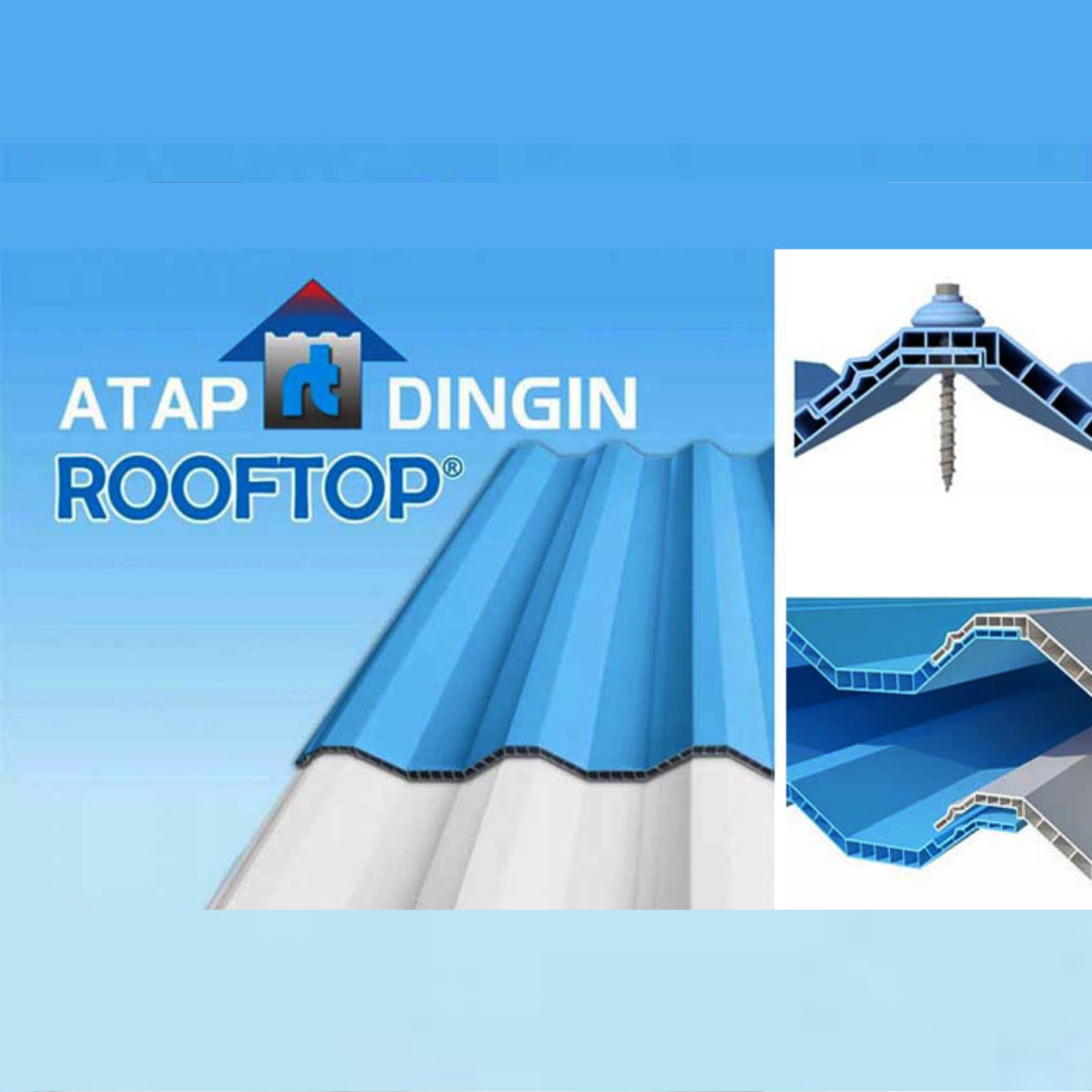#atap #atapdingin #rooftop #roofing